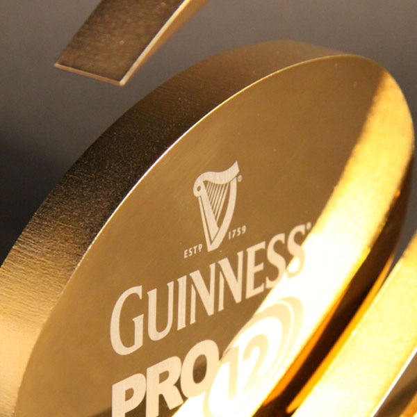 Guinness Pro Award Efx Bespoke Awards And Trophies
