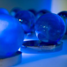 Cooling Industry Awards - Glass Trophies