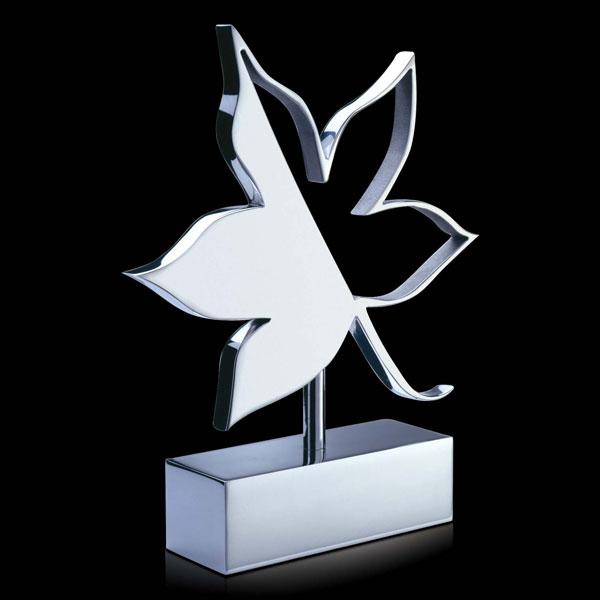 Leaf Award Efx Bespoke Awards And Trophies