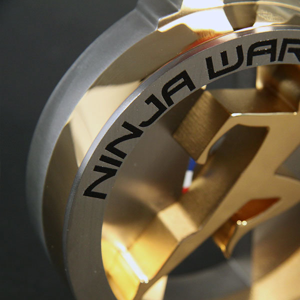 Ninja Warrior Medal Efx Bespoke Awards And Trophies