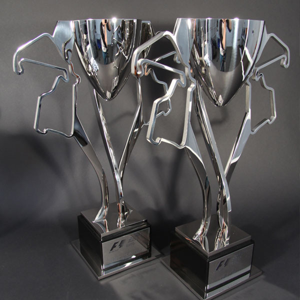 British grand prix trophy efx bespoke awards and trophies for How to design a trophy