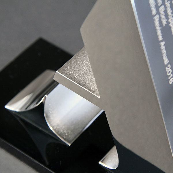 Creative Review Annual Award Efx Bespoke Awards And Trophies
