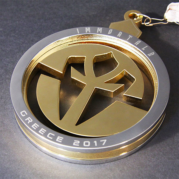 Bespoke Medals custom made by professional medal makers