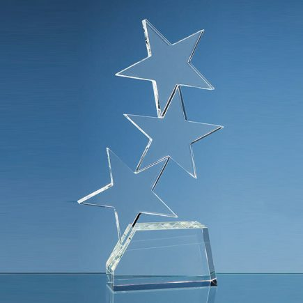 crystal triple star award